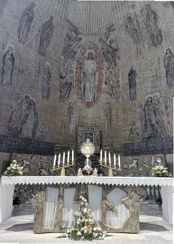 Chiesa Santa Maria Consolatrice
